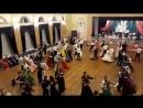 18.11.17, Большой фигурный вальс БФВ, бал Золушка, МГУ им. адмирала Невельского