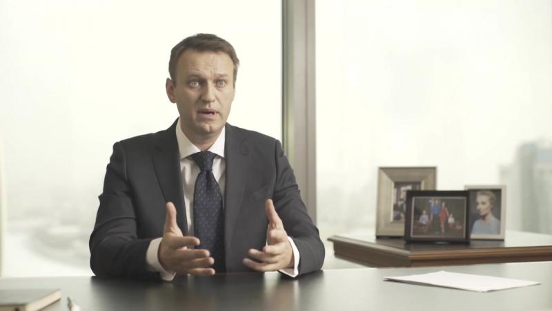 Пора выбирать Алексей Навальный кандидат в президенты России 13дек 2016года