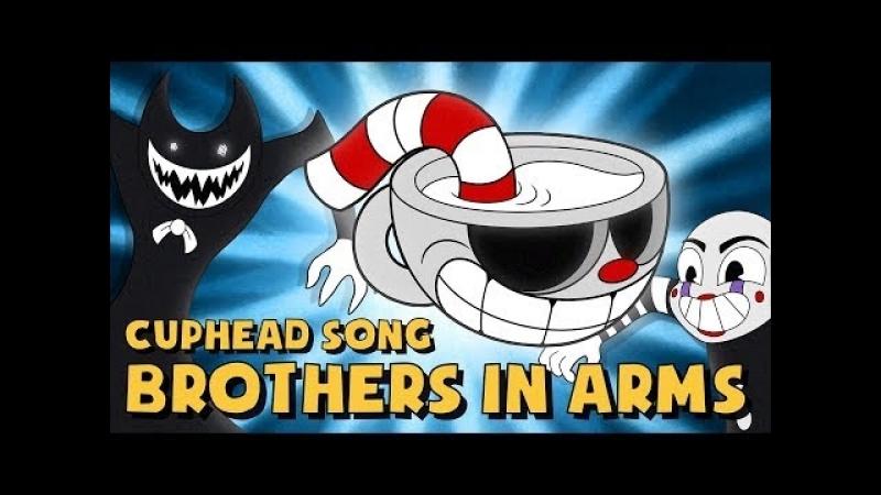 Песня Cuphead. Братья по оружию. DAGames.