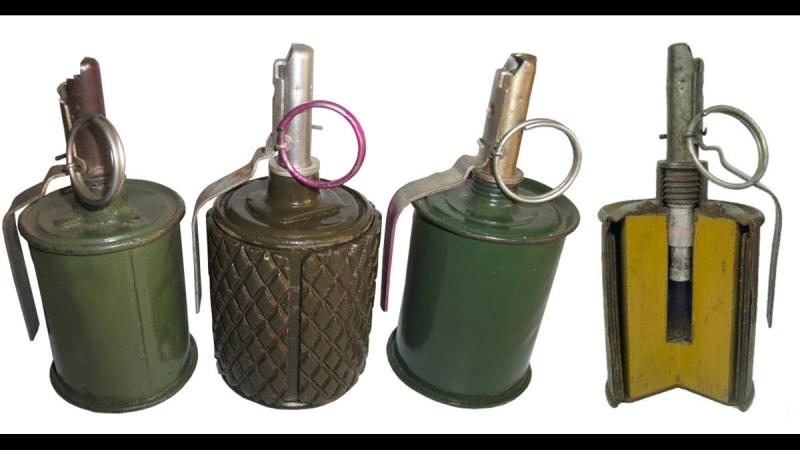 История и устройство ручной гранаты РГ-42