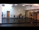 Step Up Revolution Rehearsal - Ryan Guzman Kathryn McCormick