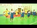 Новый год 2018 Шихазанская СОШ 11 класс чувашский танец
