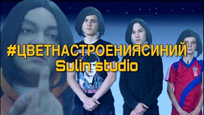 Синий клип Sulin studio product
