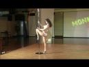 Евгения Киселева - Catwalk Dance Fest IX[pole dance, aerial] 12.11.17.