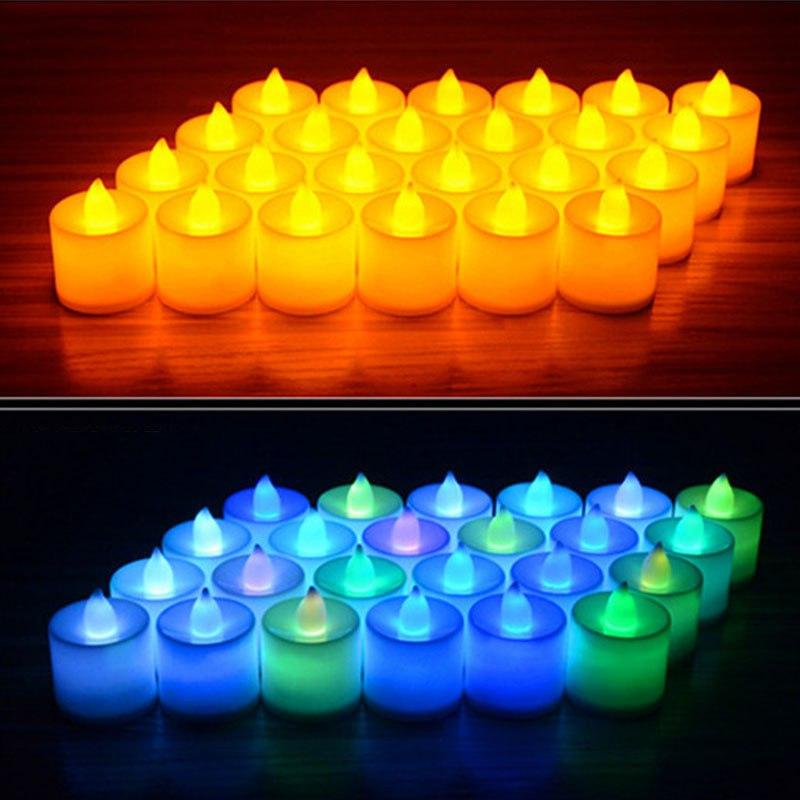 Светодиодные свечи за 244