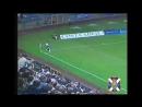 Сезон 2000/01: Нападающий Тенерифе Игорь Симутенков забивает Кордобе прямым ударом с углового