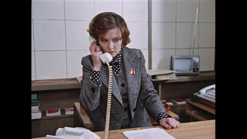 Москва слезам не верит 2серия 1979