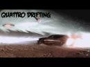AUDI QUATTRO RS7, RS6, RS4 Snow Drifiting