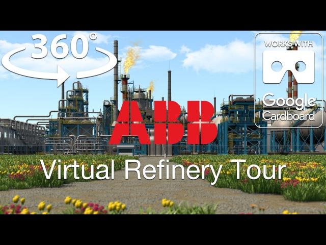 Virtual Refinery Tour ABB