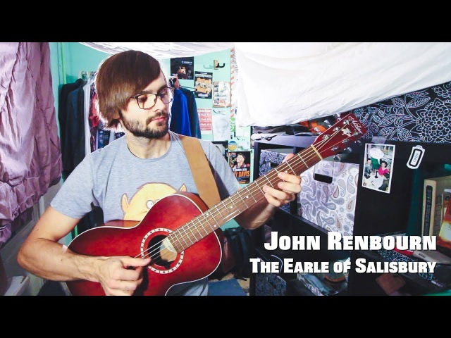 The Earle of Salisbury (John Renbourn cover)