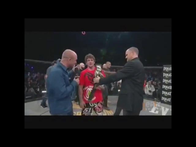 Бен Аскрен о завершении своей карьеры в MMA [русская озвучка от My Life is MMA]