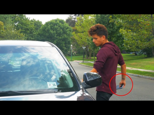 GPS угнал авто | Руди Манкусо