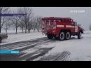 Намело снігу і на дорогах Вінниччини