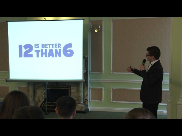 Games Gathering 2015 - Сергей Гилюк - Секреты удачного маркетинга PC игр на платформе Steam