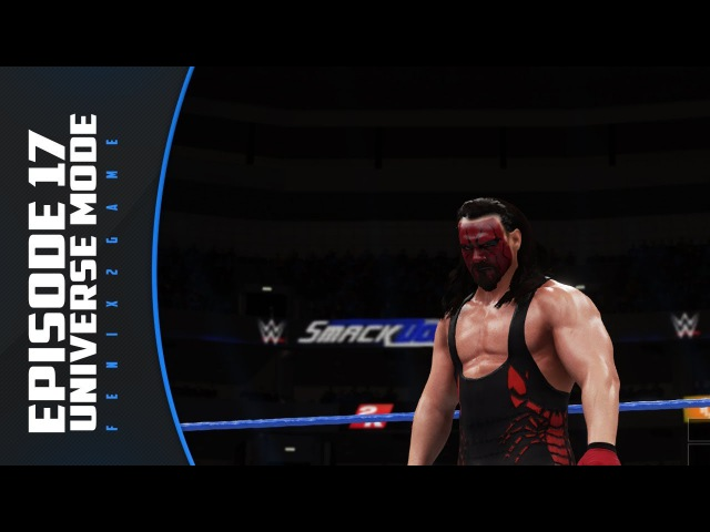WWE 2K18 UNIVERSE MODE (EPISODE 17) - Sting Vs The Undertaker