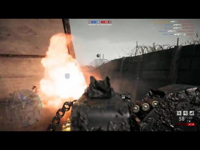 LMG 08/18 - Ничего особенного | Battlefield 1
