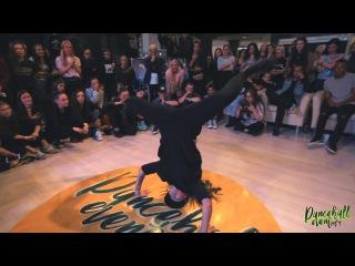 DANCEHALL EVENT VOL.4   DANCEHALL PRO 1/8   DASHA DEE (win) vs KARI GYAL