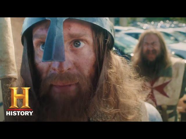 Knightfall: The Knights Templar Search for Horsepower by CarMax | History