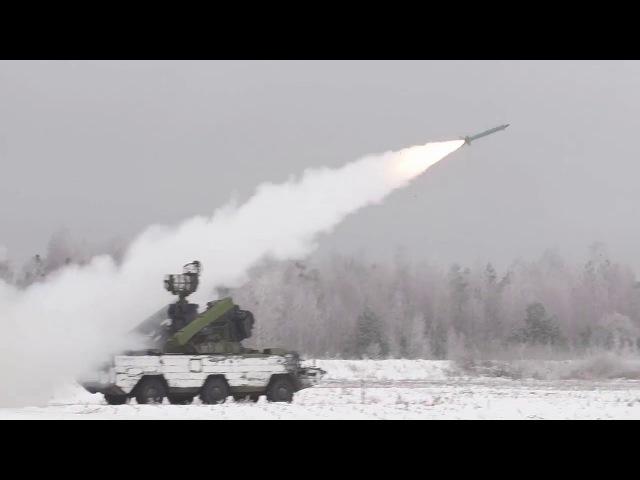 Новейшие зенитно-ракетные комплексы России: Бук-МЗ и Тор-М2
