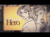 Hero - Flynn x Elsa  Mini NonDisney Crossover