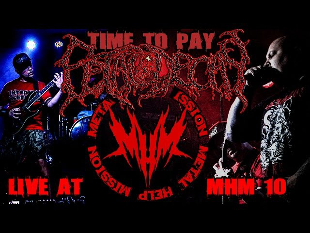 Fetal Decay - Time To Pay [Live Music Video]