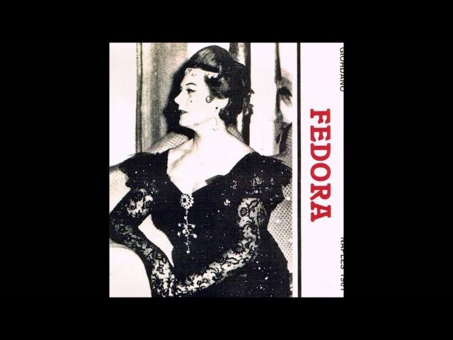 Giordano Fedora Tebaldi/di Stefano 1961