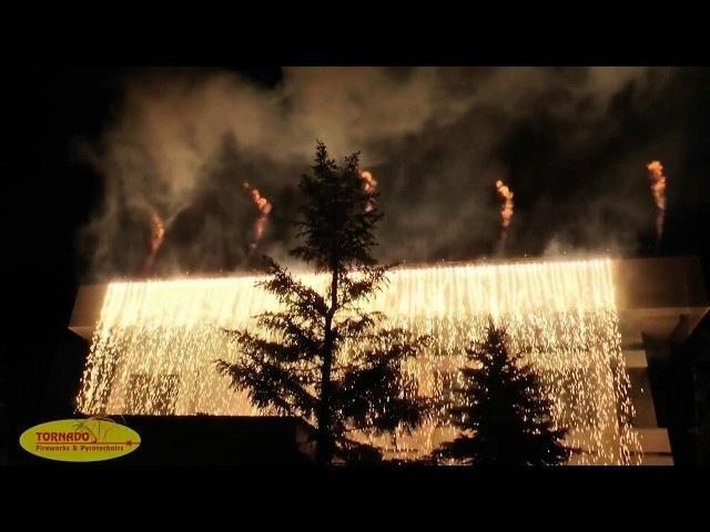 Fireworks for wedding 27.07.2017 - Fireworks Tornado
