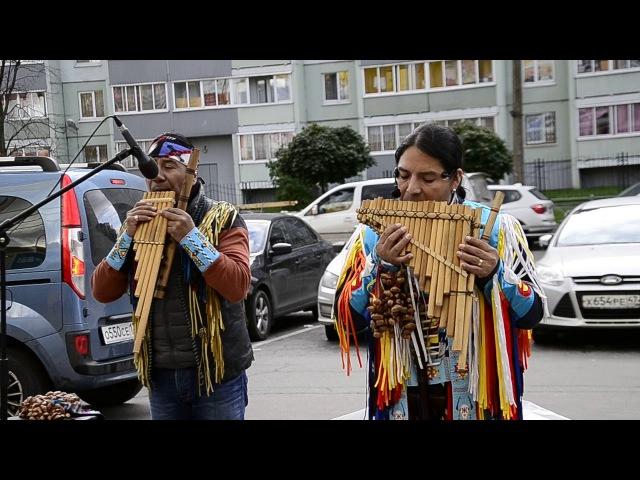 Inty (Pakarina) и Rumi (Ecuador Indians) 7.10.17г. (DSC2675) 4. il buono, il brutto, il cattivo