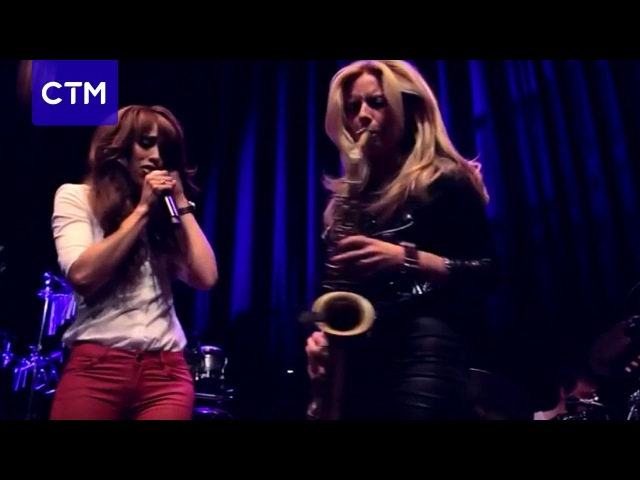 Glennis Grace - All In Love Is Fair Ft. Candy Dulfer