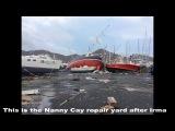 BVI Tortola after Hurricane Irma Sailing Solen