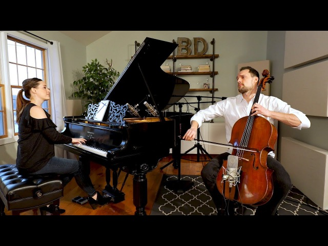 The Cranberries - Zombie (Cello Piano Cover) - Brooklyn Duo