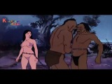 Fire &amp Ice Animated Cartoon Full Movie In English 1983 Part 4