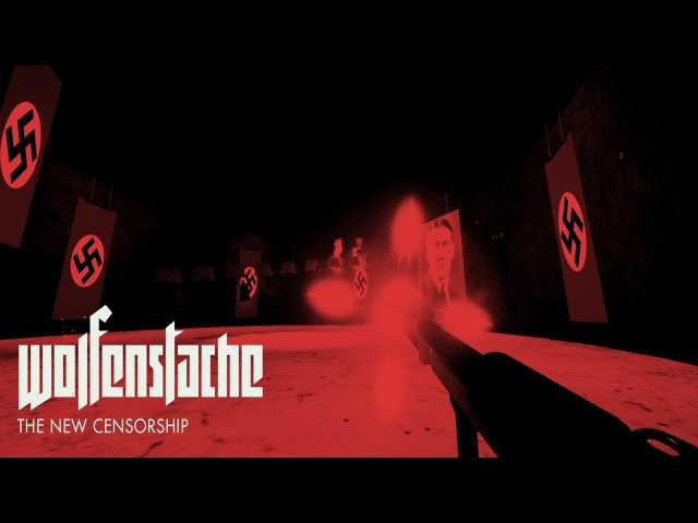 Wolfenstäche: The New Censorship - Launch Trailer