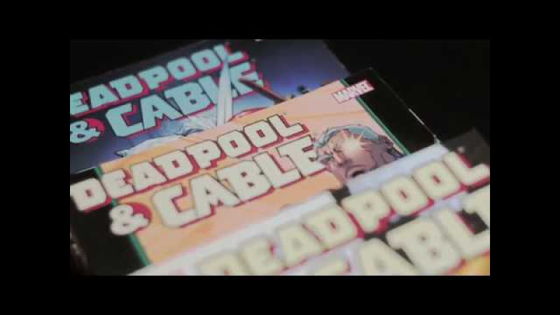 Обзор Deadpool Cable Ultimate Collection Book 1-3 TPB (Review)