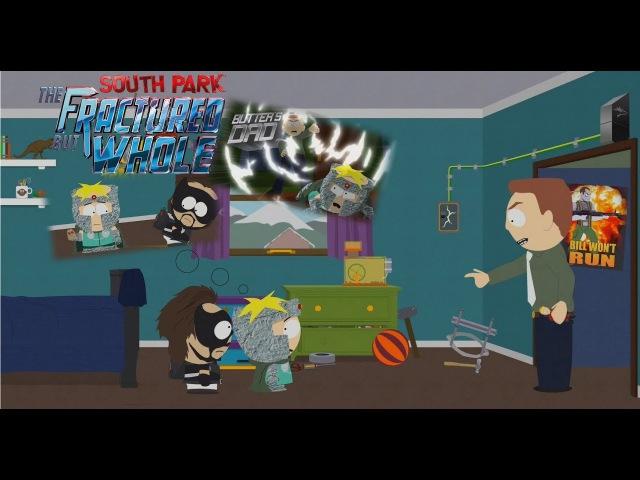 Профессор хаос, новый товарищ - South Park The Fractured But Whole 21