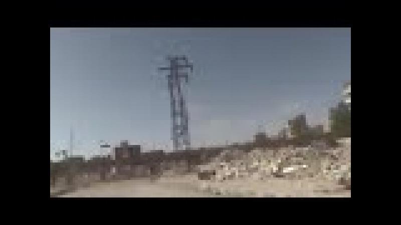 ВВС Сирии наносят удар по позициям бармалеев в Восточной Гуте