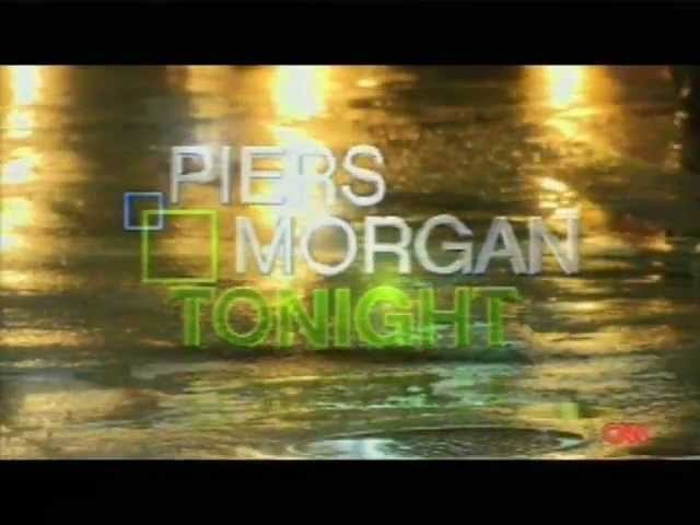 Duran Duran - Piers Morgan Tonight 10/28/11