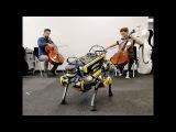Швейцарцы научили робопса ANYmal ритмично «зажигать» под музыку