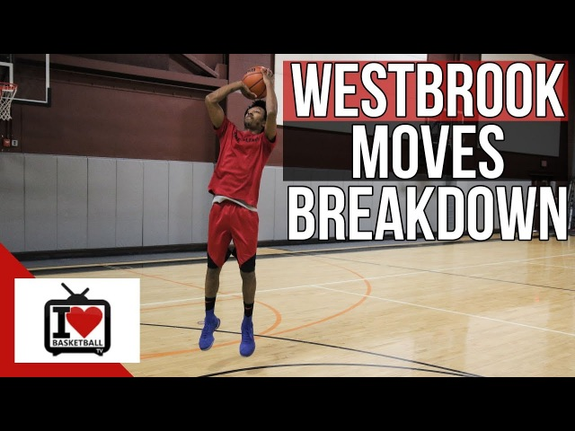How To: Russell Westbrook Top Basketball Moves