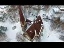 DJI Phantom 3 Pro 4k, Primorsk Koiviston kirkko