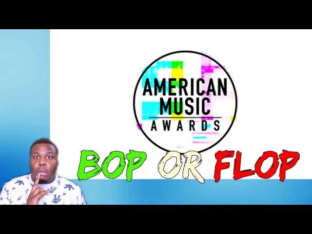 AMA'S 2017 FULL REACTION (LADY GAGA,SELENA GOMEZ, BTS) IS IT A BOP!?  Zachary Campbell