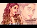 Vexel x Vector Tutorial Speed Art Using Photoshop CS6 Ariana Grande