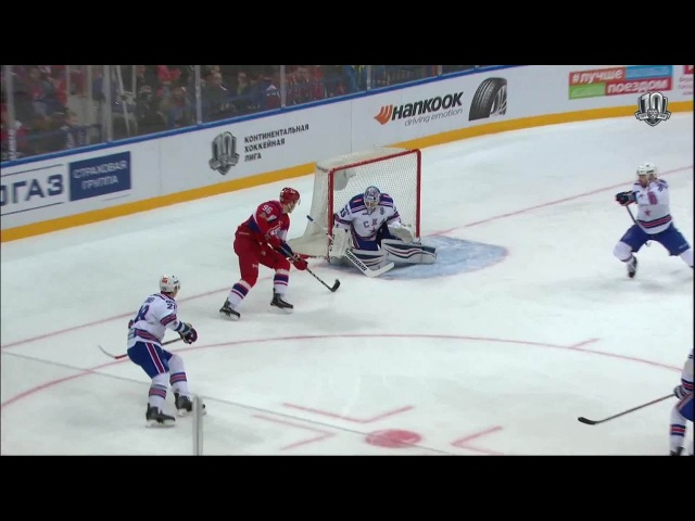 Моменты 2017/2018 • Коршков здорово играет на чужом пятаке