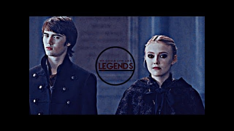 Alec Jane Volturi   Live Like Legends