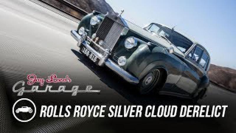 1958 Rolls Royce Silver Cloud Derelict - Jay Lenos Garage