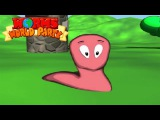Worms World Party 2001, All Movies Cutscenes by Team17 (HD)