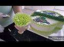 Оформление торта для двух именинников.