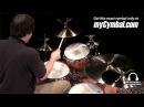 Meinl 17 Byzance Brilliant Medium Thin Crash Cymbal (B17MTCB-1021113V)