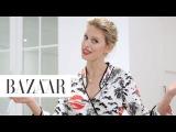 Everything Karolina Kurkova Eats In A Day | Food Diaries | Harpers BAZAAR