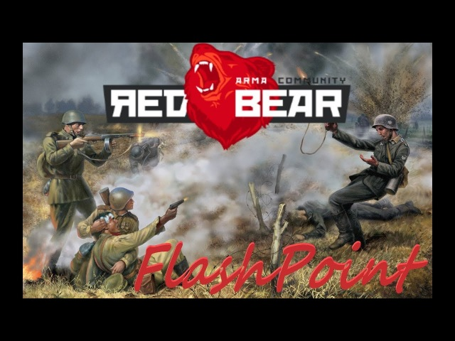 ArmA 3. Iron front. Flashpoint